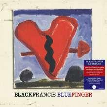 Frank Black (Black Francis): Bluefinger (Marbled Blue Vinyl), LP