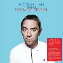 Eddie Piller Presents The Mod Revival Part 2 (180g) (Blue & Red Vinyl), 2 LPs