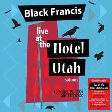 Frank Black (Black Francis): Live At The Hotel Utah Saloon (Red Vinyl), 2 LPs