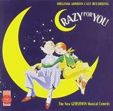Crazy For You / O.C.R.: Filmmusik: Crazy For You / O.C.R., CD