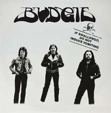 Budgie: If Swallowed Do Not Induce Vomiting, LP