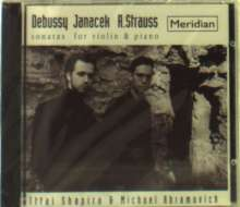 Ittai Shapira,Violine, CD