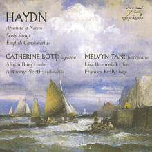 Joseph Haydn (1732-1809): Arianna a Naxos, CD