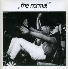 The Normal: Warm Leatherette/ T.V.O.D., Single 7""