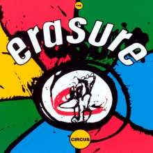 Erasure: The Circus (Reissue) (180g) (Limited Edition), LP