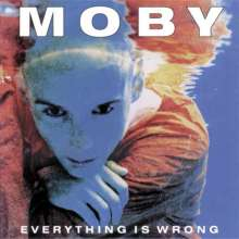 Moby: Everything Is Wrong (180g) (Limited Edition), LP