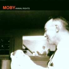 Moby: Animal Rights (180g) (Limited Edition), LP