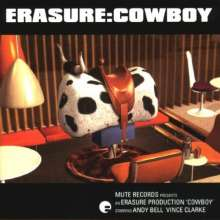 Erasure: Cowboy (Reissue) (180g) (Limited Edition), LP