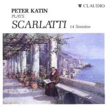 Peter Katin spielt Scarlatti, CD