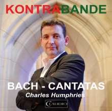 Johann Sebastian Bach (1685-1750): Kantaten BWV 53,54,170, CD