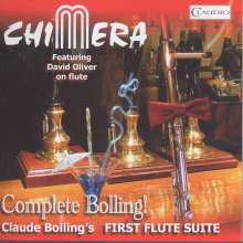 Claude Bolling (1930-2020): Claude Bolling's First Flute Suite, CD