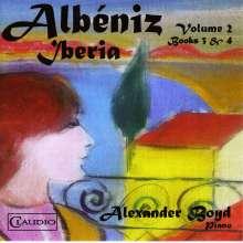 Isaac Albeniz (1860-1909): Iberia (Klavierfassung) Vol.2, DVD-Audio