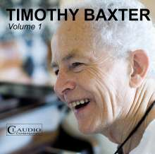 Timothy Baxter (geb. 1935): Timothy Baxter Vol.1, DVD-Audio