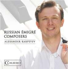 Alexander Karpeyev - Russian Emigre Composers, Blu-ray Audio