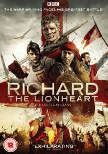 Heroes and Villains: Richard the Lionheart (2008) (UK Import), DVD