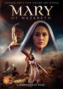 Mary of Nazareth (2012) (UK Import), 2 DVDs