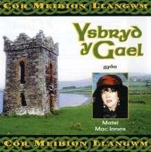 Cor Meibion Llangwm: Ysbryd & Gael, CD