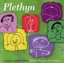 Plethyn: Caneuon Gwerin I Blant, CD