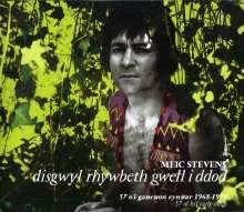 Meic Stevens: Disgwyl Rhywbeth Gwell, 3 CDs