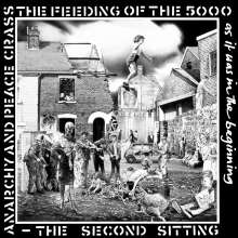 Crass: The Feeding Of The Five Thousand - The Second Sitting (remastered) (180g), LP
