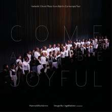 Hamrahlidarkorinn - Come Be Joyful, CD