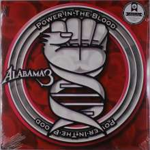 Alabama 3: Power In The Blood (Limited-Edition) (Colored Vinyl), 2 LPs