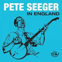 Pete Seeger: In England, 2 CDs
