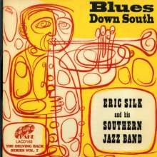 Eric Silk: Blues Down South, CD