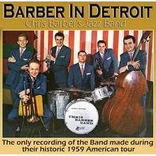 Chris Barber (1930-2021): Barber In Detroit 1959, CD