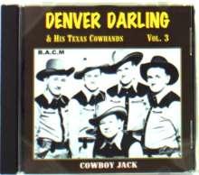 Denver Darling: Vol.3: Cowboy Jack, CD