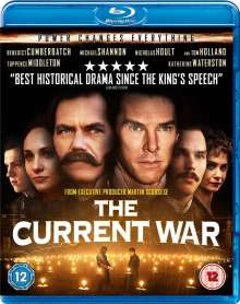 The Current War (2019) (Blu-ray) (UK Import), Blu-ray Disc