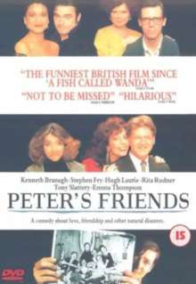 Peter's Friends (1992) (UK Import), DVD