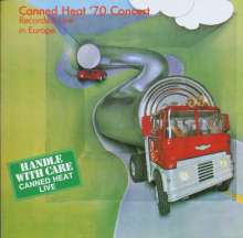 Canned Heat: Live In Europe 1970, CD