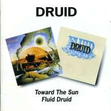 Druid: Toward The Sun / Fluid Druid, 2 CDs