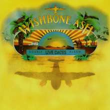 Wishbone Ash: Live Dates , CD