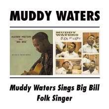 Muddy Waters: Folk Singer / Sings Big Bill Broonzy, CD