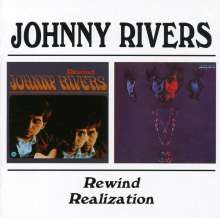 Johnny Rivers: Rewind / Realization, CD