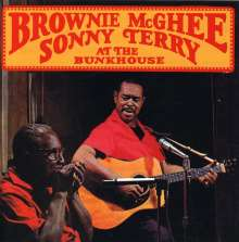 Sonny Terry & Brownie McGhee: At The Bunkhouse, CD