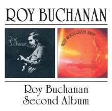 Roy Buchanan: Roy Buchanan / Second Album, CD