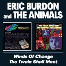 Eric Burdon & The Animals: Winds Of Change / The Twain Shall Meet, CD