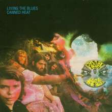 Canned Heat: Living The Blues, 2 CDs