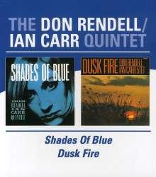 Don Rendell & Ian Carr: Shades Of Blue / Dusk F, 2 CDs