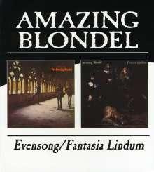 Amazing Blondel: Evensong / Fantasia Lindum, CD