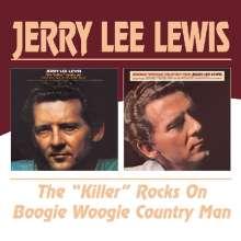 Jerry Lee Lewis: Killer Rocks On, CD