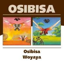 Osibisa: Osibisa / Woyaya, 2 CDs