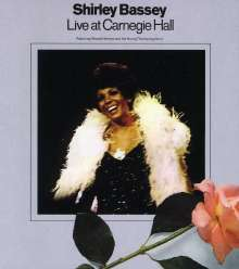Shirley Bassey: Live At Carnegie Hall 1973, CD