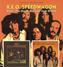 REO Speedwagon: Ridin' The Storm Out / Lost In A Dream, 2 CDs