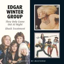 Johnny Winter: They Only Come Out At Night / Shock Treatment, CD