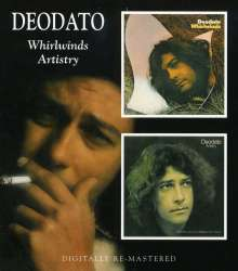Deodato (geb. 1943): Whirlwinds / Artistry, CD
