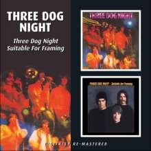 Three Dog Night: Three Dog Night / Suitable For Framing, CD